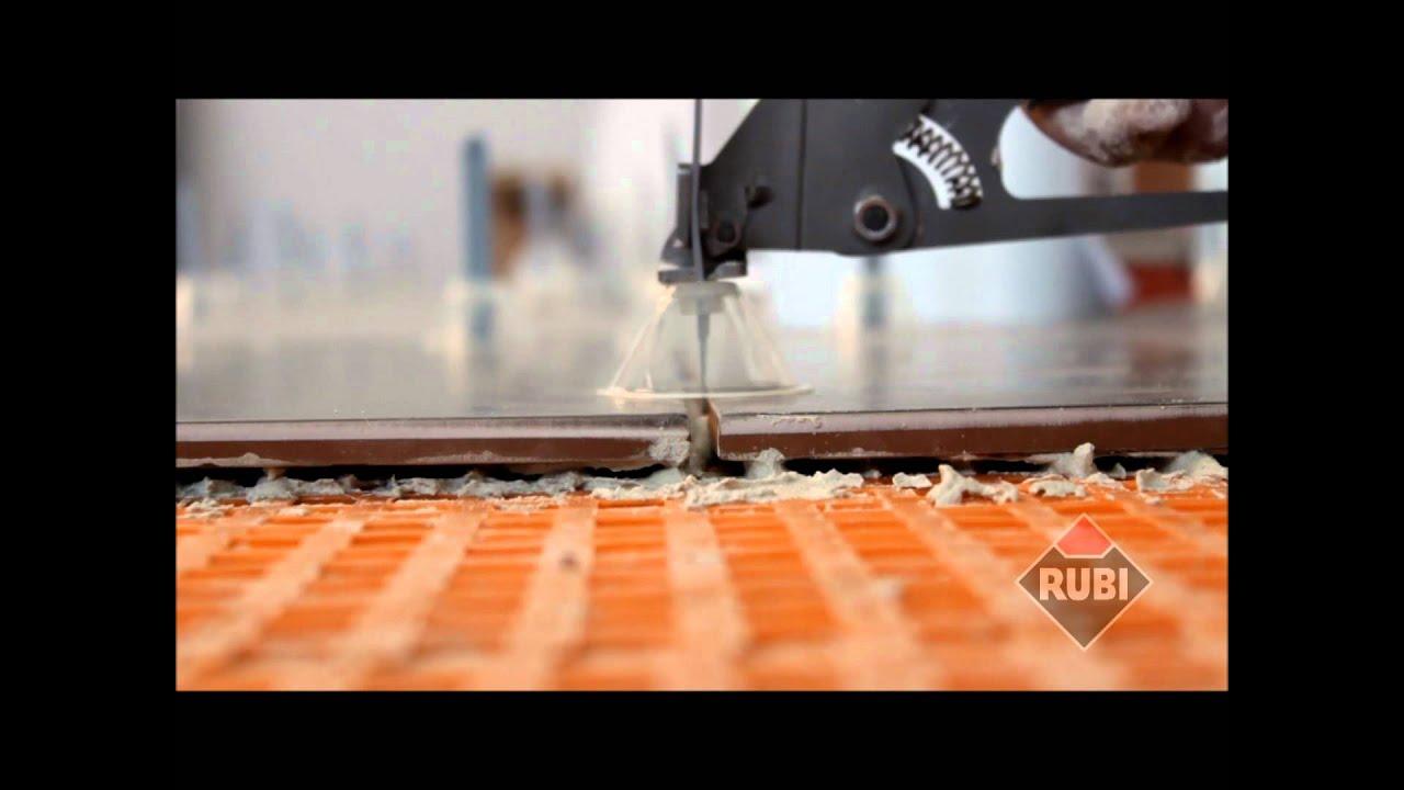 rubi tile leveling system overview