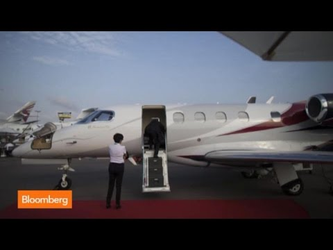 Need a Private Jet in a Pinch? Try This App