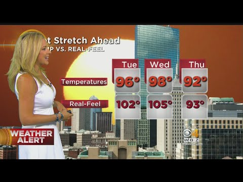 WBZ Midday Forecast For August 28