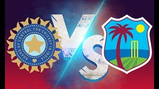 India T20I, ODI Squad and Schedule for West Indies Series 2019