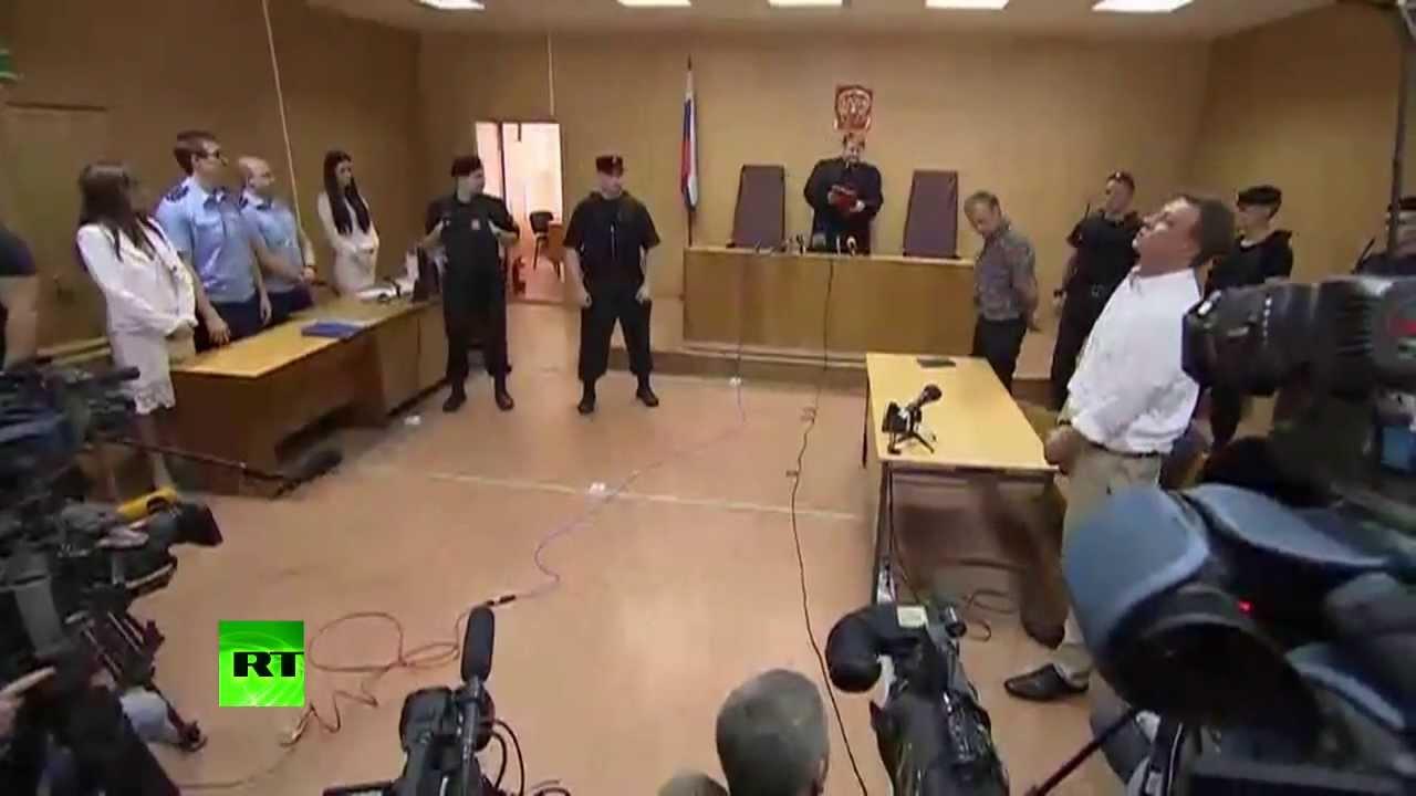 Сергей Магнитский признан виновным посмертно