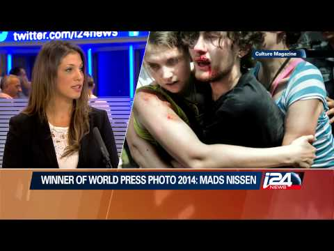 WORLD PRESS PHOTO-WINNER  -MIKA PHOTOGRAPHY AT THE CULTURE MAGAZINE AT i24NEWS