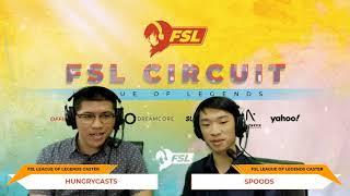 Sanzuwu Wuji vs Ardent Esports - FSL LoL '20 PH Qualifiers