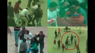 Parecían aves de rapiña: así asaltaban a comerciantes y peatones en San Victorino
