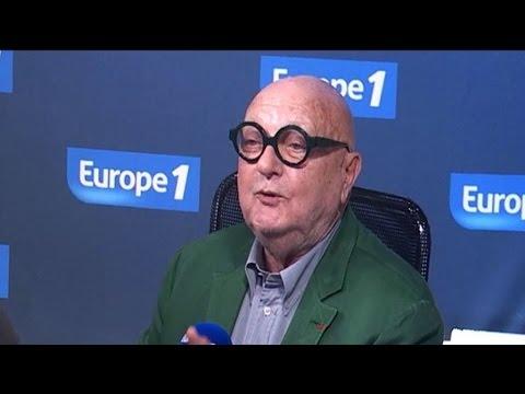 """Jean-Pierre Coffe : """"On a fabriqué des fainéants avec toutes ces lois"""""""