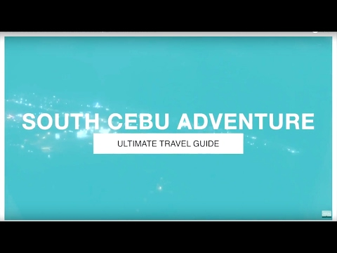SOUTH CEBU ADVENTURE ULTIMATE TRAVEL GUIDE | MUST DO, HOW TO  | #ErrishMeetsWorld