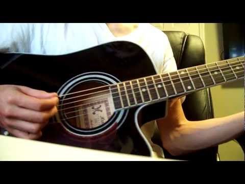 Take Me With You - Secondhand Serenade Guitar Tutorial