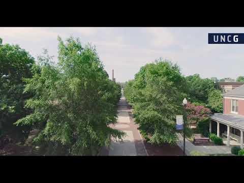 Favorite Places at UNC Greensboro