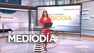 Noticias Telemundo Mediodía, 15 de julio de 2019 | Noticias Telemundo