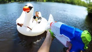 Nerf Super Soaker War 2