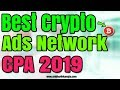 Best Bitcoin Ads Network to Promote Cryptocurrency CPA Offer in 2019
