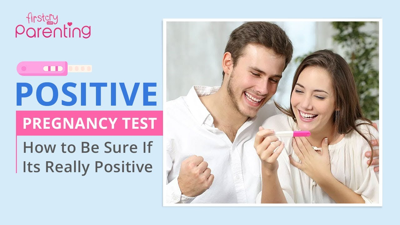 Positive Pregnancy Test – Accuracy, Result & What to Expect Next