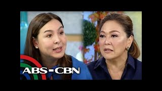 Marjorie breaks silence, says Gretchen had 'nervous breakdown' at wake | TV Patrol