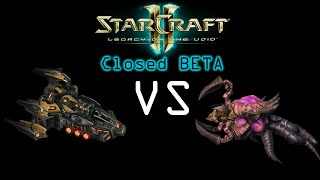Legacy of The Void: Liberator Vs Corruptor (Beta)