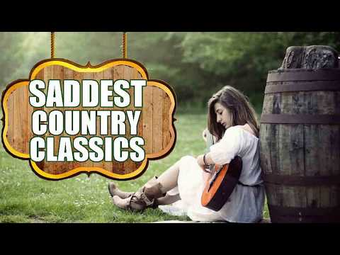 Greatest Classic Country Songs About Missing Someone - The Best Saddest Country Songs Of All Time