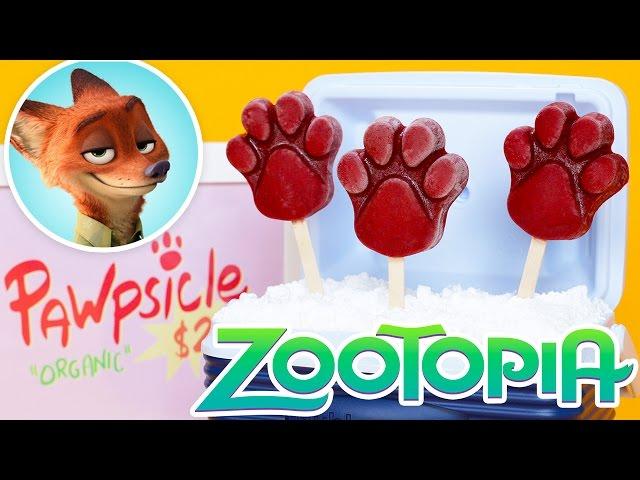 Zootopia Pawpsicles Ft Teala Dunn Nerdy Nummies