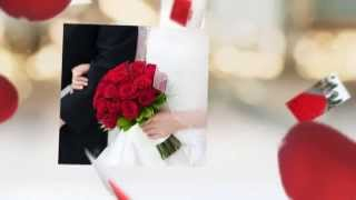Аксессуары на свадьбу Gilliann Red Magic