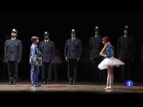 TVE Informativos Madrid - Billy Elliot llega al Nuevo Teatro Alcalá