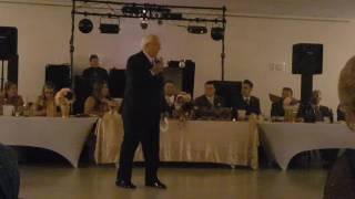 Best Father of the Bride Speech Ever