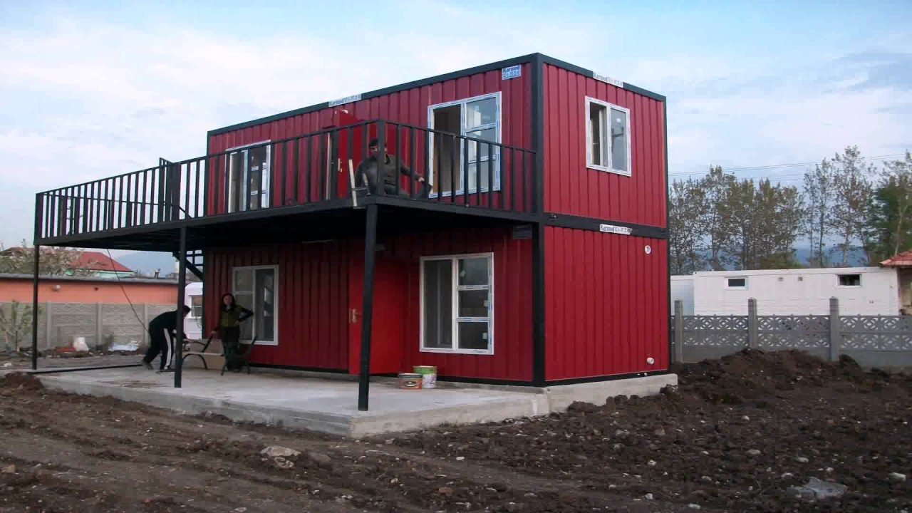 Shipping container house design software download youtube for Container house design software