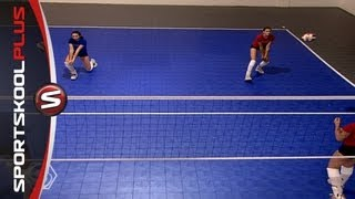 How to Improve Your Individual Volleyball Defense with Olympic Gold Medalist Misty May