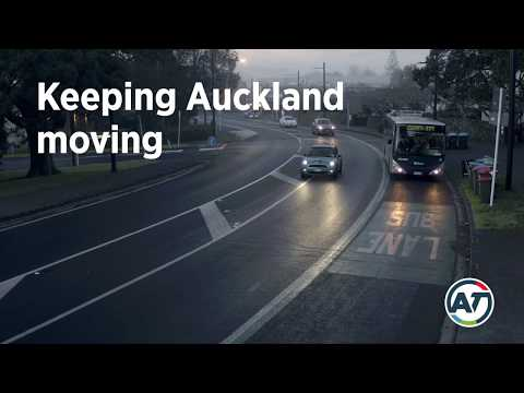 Keeping Auckland Moving
