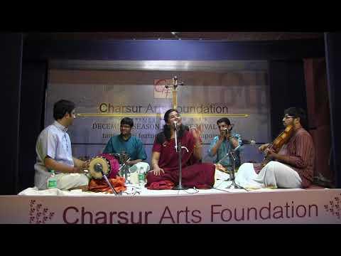 Amrutha Venkatesh - Ninnai Sharanadainden- Bharatiyar