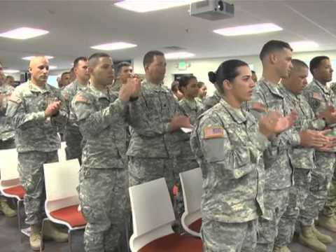 Minuteman Report - Puerto Rico Guard Graduates BLC Students