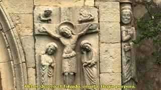 Vexilla Regis (Canto Llano/Plainchant)