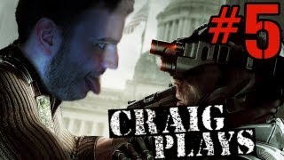 Craig Plays | Splinter Cell Conviction | Part 5 - EMP TAKEDOWN