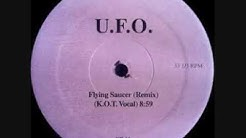 UFO - Flying Saucer (KOT vocal)