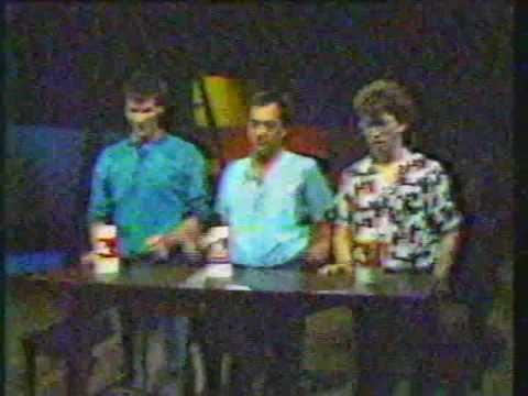 Rich Mullins - Screen Door (The Cup Song) — Solid Rock Videos, 1987