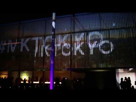 Michael Kors & Miranda Kerr at the Elle Japan Party in Tokyo