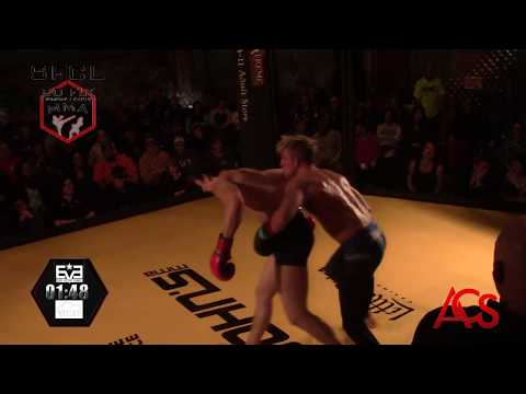 (SFCL) So Fly Combat League  Adam King vs Ryan Conrad