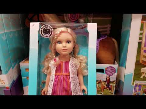 Journey Girls Australia Dolls And Clothes Toy Hunting - Toys R Us 2017