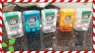 SMALLEST TICTACS IN THE WORLD!! | Vlogmas
