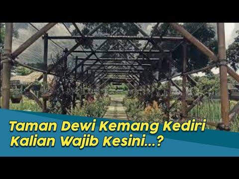 wajib-kunjungi-wisata-millenial-taman-dewi-kemang-|-kkedung-malang-papar-kediri-|-cinematic-video