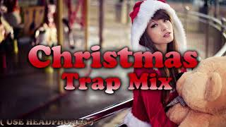 ❌ 8D Christmas Music 🔥 Best Christmas Trap Mix ❌