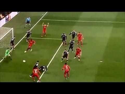 Fabricio  Kurtardı;Beşiktaş kaçırdı Beşiktaş 2 : 1 Olimpik Lyon