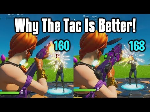 Pump Vs Tac Shotgun - What's The Best Shotgun In Fortnite Chapter 2?