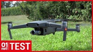 On a testé l'excellent drone DJI Mavic 2 Zoom