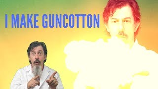 I Make Guncotton (Nitrocellulose) With Hardware Store Ingredients, Again.