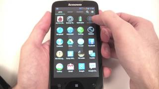 Lenovo A820 unboxing and review