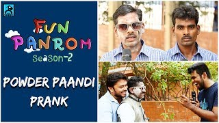 Powder Pandi Prank | Fun Panrom | Black Sheep