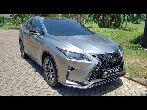 In Depth Tour Lexus RX 200t F-Sport AL20 (2017) – Indonesia
