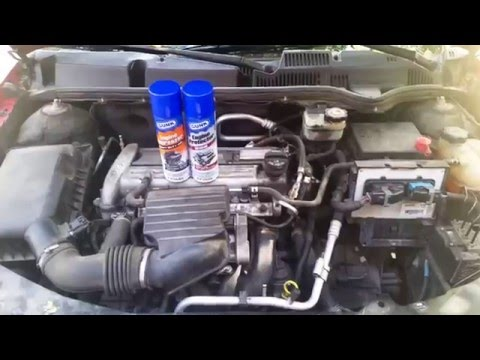GUNK Engine Degreaser + Shine Review