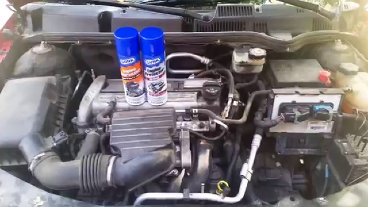 Gunk Engine Degreaser Shine Review Youtube
