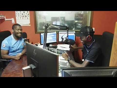 Radio Turf Interviews Pastor Donald Siwele