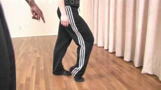 How to Moon Walk (Back Sliding)