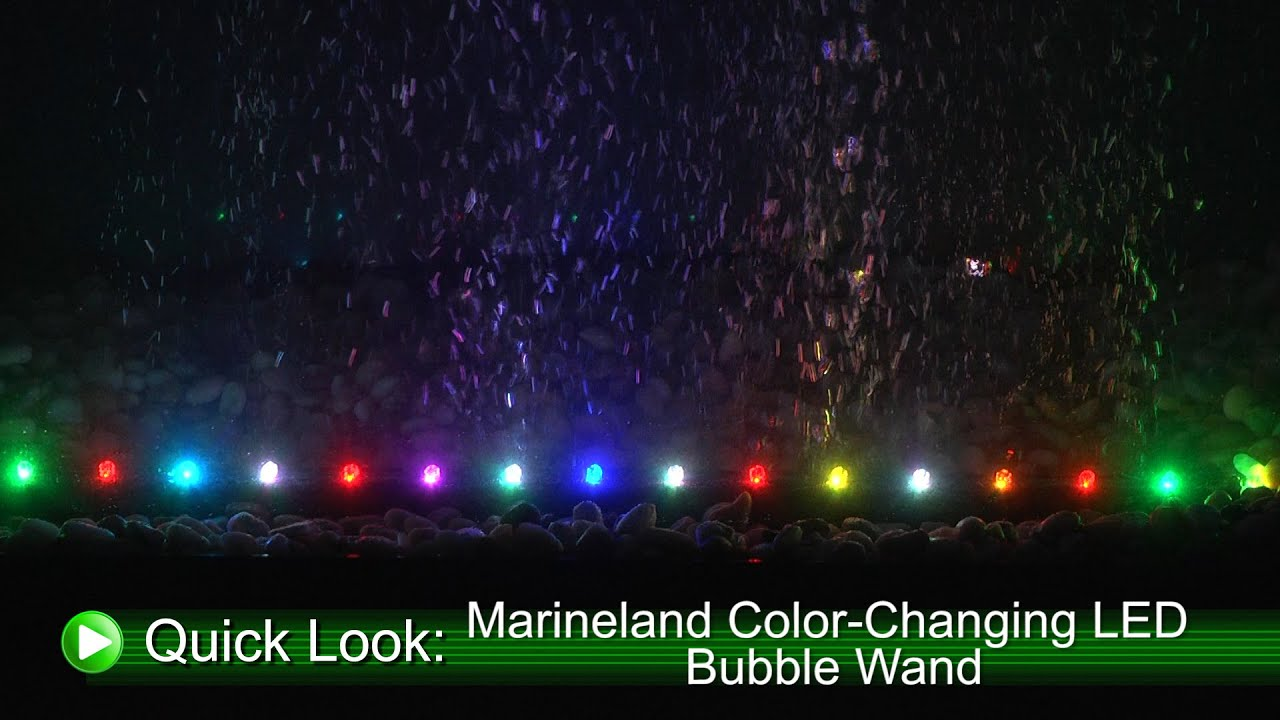 Tv Changing Wand Color Changing Led Bubble Wand Adds Drama Drsfostersmith